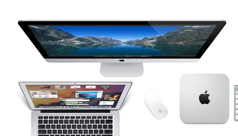 iMac - Mac Air - Mac Mini